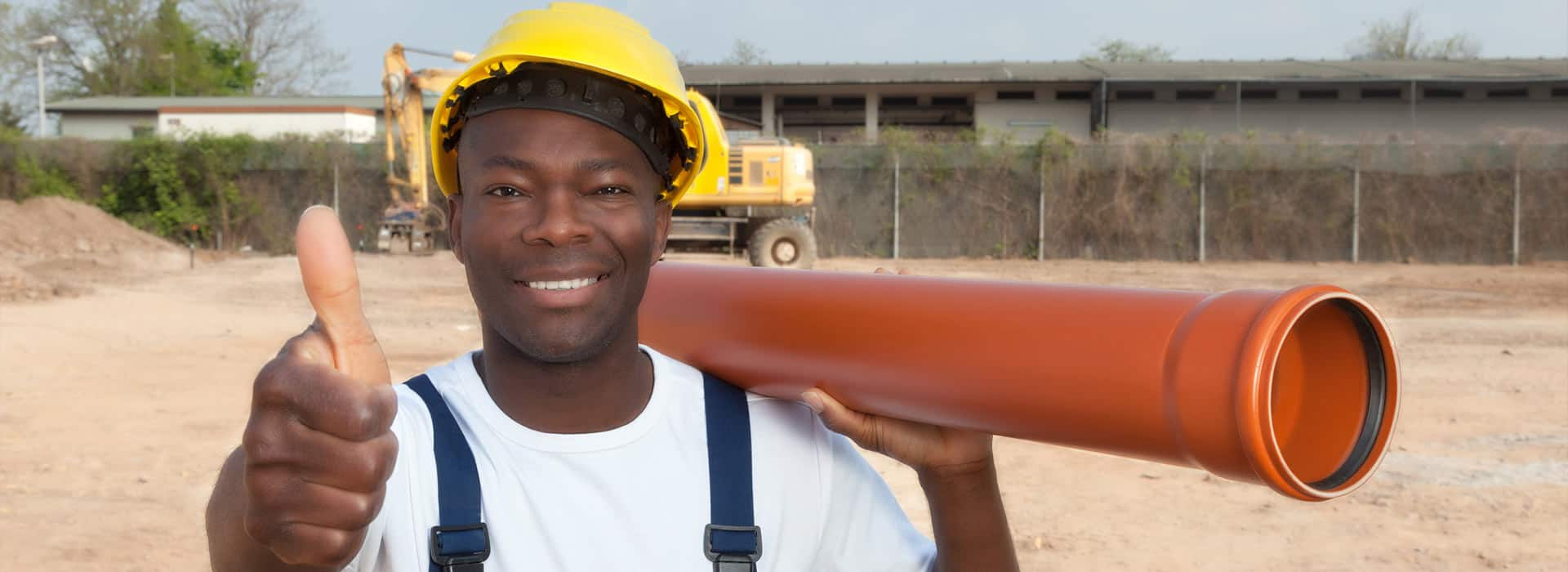 Zimnat Construction Worker