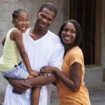 Zimnat young couple and daughter