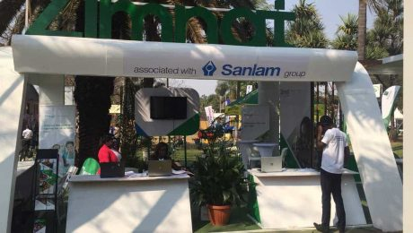 Zimnat At The Harare Agricultural Show 2018