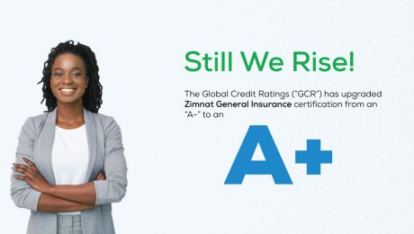 GCR upgrades Zimnat General Insurance rating to A+