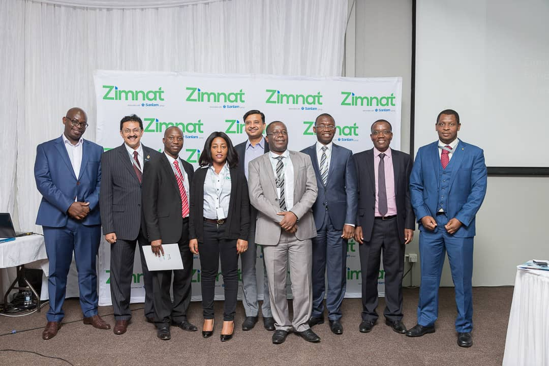 Zimnat Trade Credit Conference Team