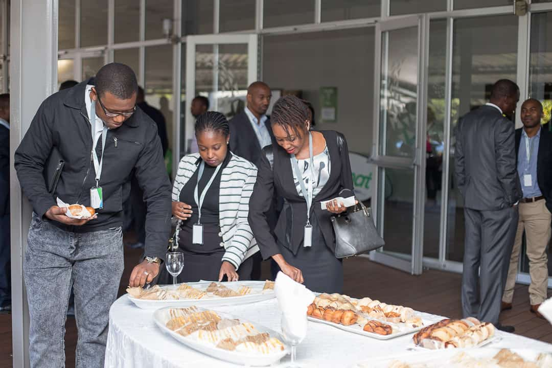 Zimnat Trade Credit Conference Lunch