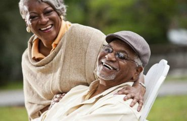 Zimnat old age black couple
