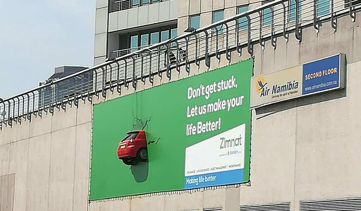 Zimnat Billboard Campaign