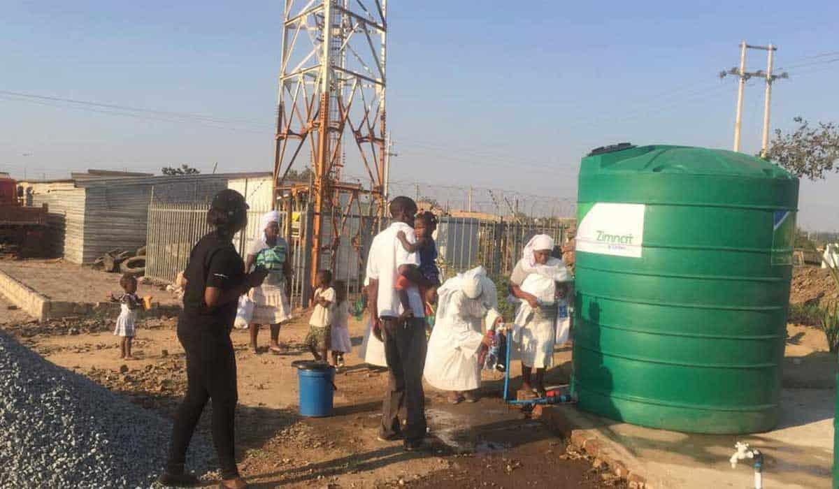 Zimnat Joins Fight Against Cholera