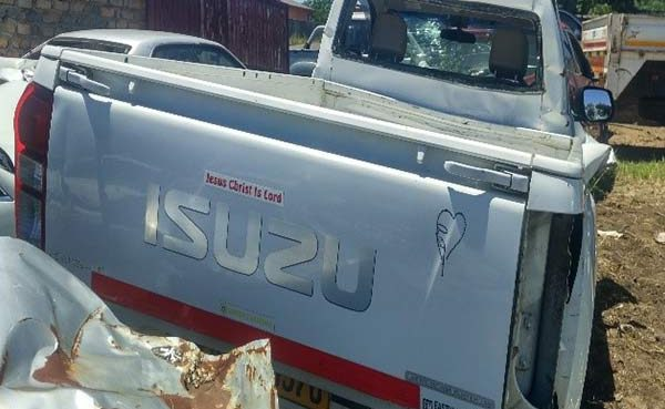 Isuzu KB240 Single Cab
