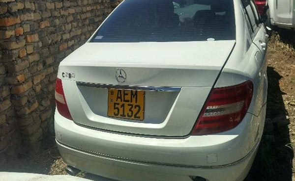 Mercedes Benz C250 new shape